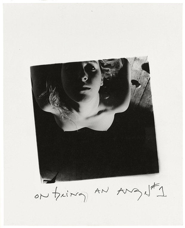 Francesca Woodman On Being an Angel 1 Providence Rhode Island 1977 C Betty and George Woodman