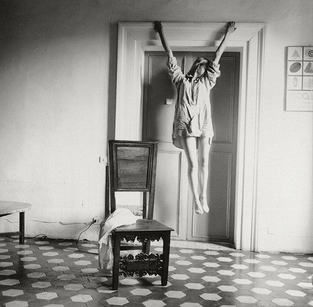 Francesca Woodman Untitled Rome Italy 1977 79 C Betty and George Woodman