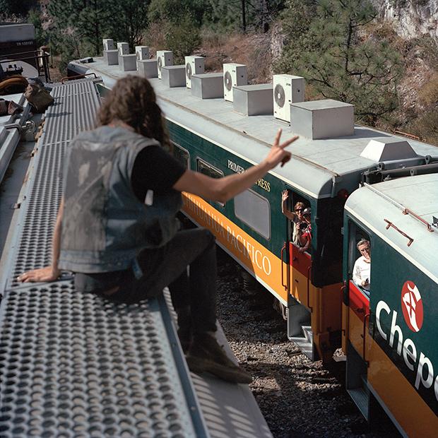 Elusive Graffiti Artist Swampy Captures the Clandestine World of Freight Train Hopping