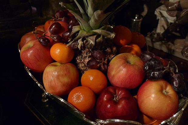 silver fruit