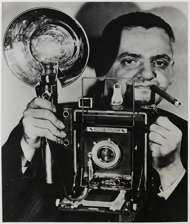 King Of New York Scene: 'Extra! Weegee': A New Exhibition Of Images By History's