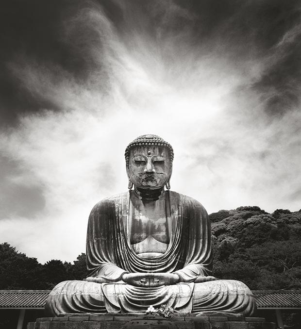 Amidha Buddha, Kotoku-in, Kamakura, Honshu, 2007
