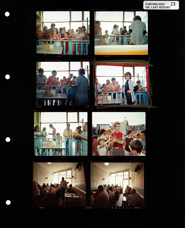 Get Lost In The Contact Sheets Of Magnum Photographers