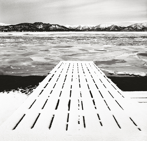 Freezing Morning, Kussharo Lake, Hokkaido, Japan. 2014 - Copy