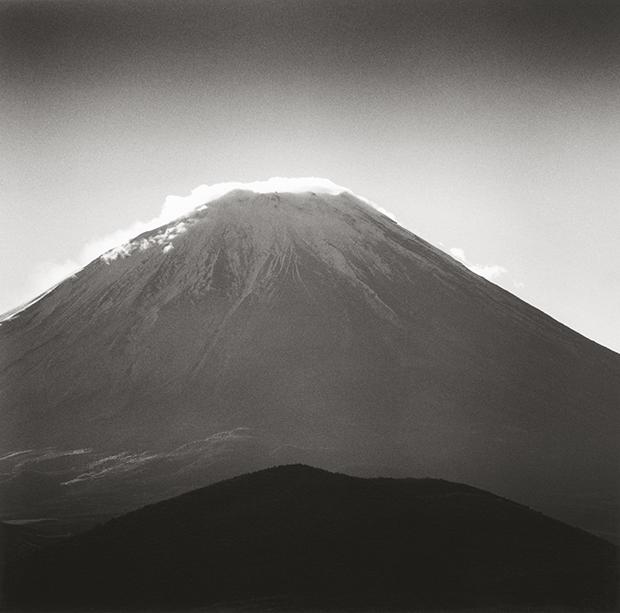 Mt. Fuji, Study 2, Yamanaka Lake, Honshu, 2001