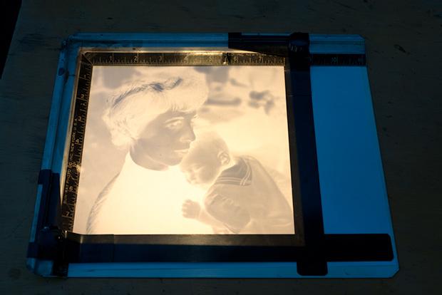 Sun-Ray Enlarging Easel