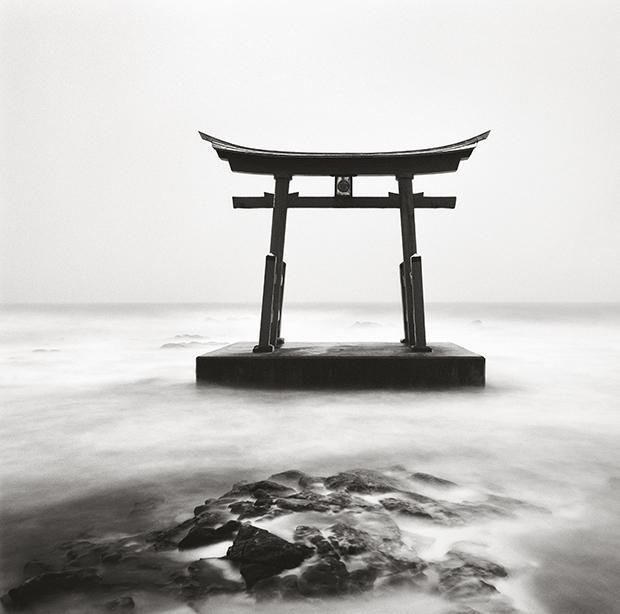 Torii Gate, Study 2, Shosanbetsu, Hokkaido, 2014