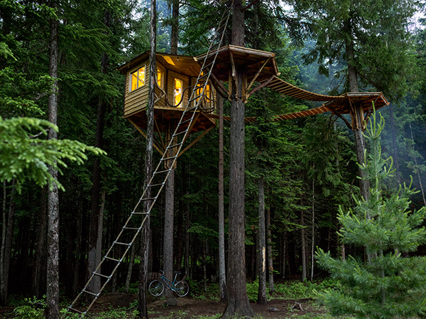 Wilderness Hideaways Uncovered In New Cabin Porn Book