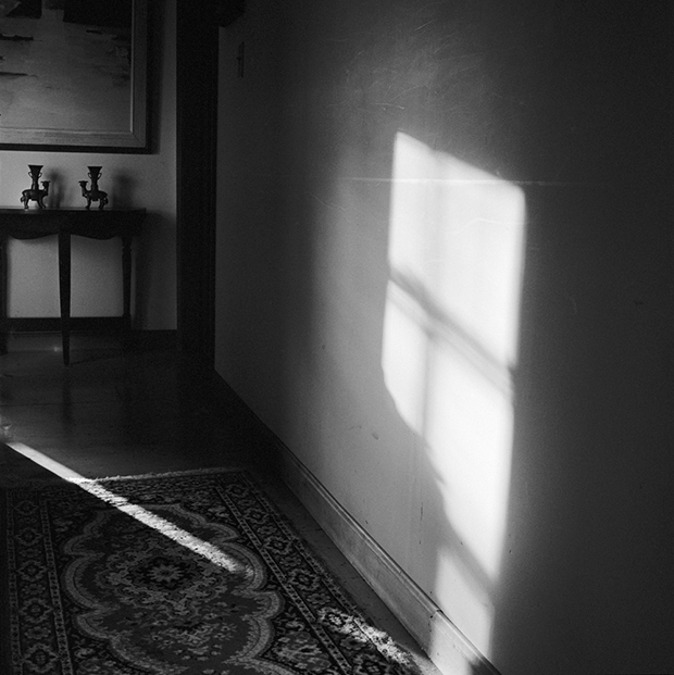 THE LIGHT UNDER THE DOOR by TSAR FEDORSKY