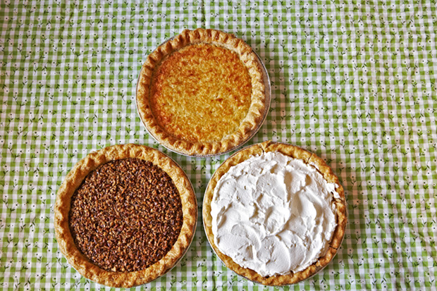 Muddy's Bake Shop Pies