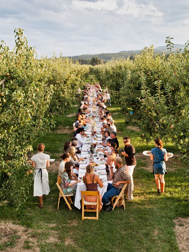 Agritourism in the Pacific Northwest