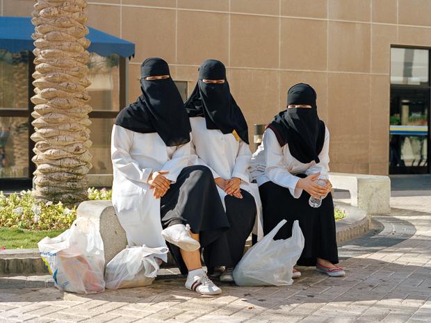 a glimpse at the treatment of women in saudi arabia