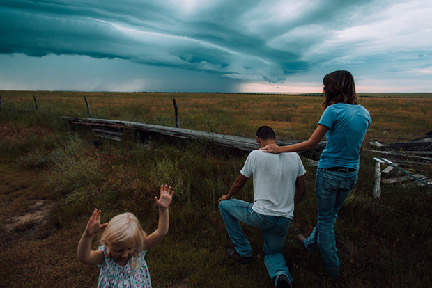 The Hardships of the American Farmer Revealed in Breathtaking Images