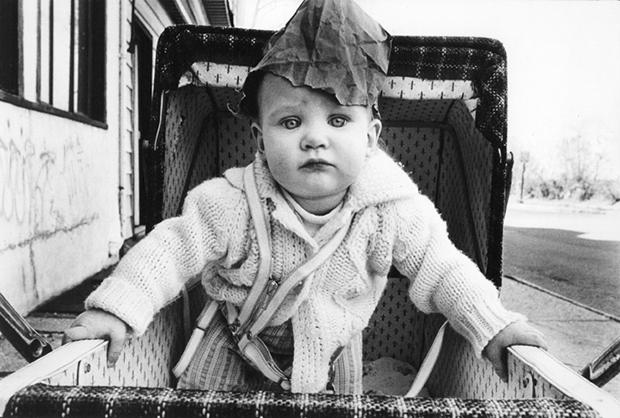 BabyinaPaperBagHat, 1974