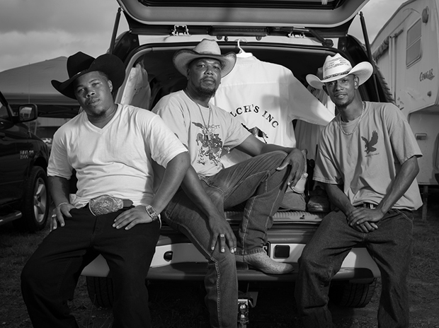 Portraits Reveal A Subculture Of African American Cowboys