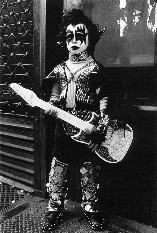 KISS, Halloween Parade, 1978