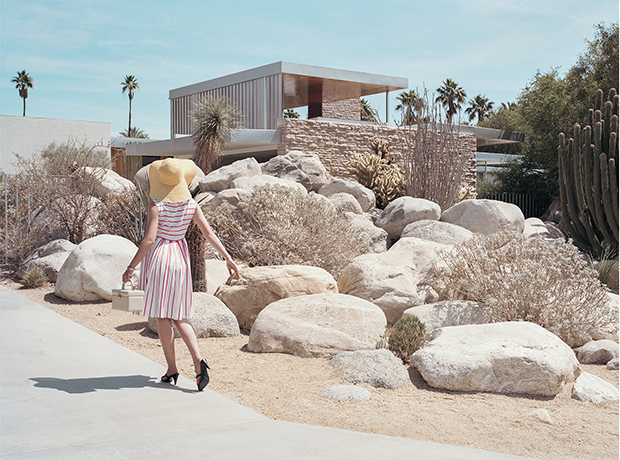 Hollywood's Most Glamorous Mid-Century Modern Homes Photographed Decades Later