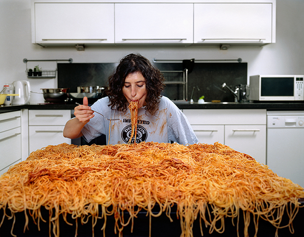 Tension, Paranoia, and Hilarity Run Through These Photos of Domesticity Gone Wrong