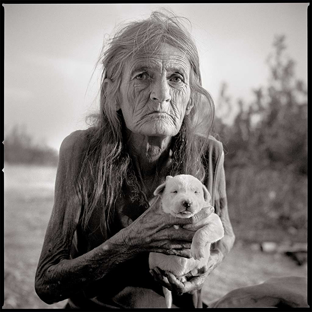 Lost Souls Are Found in These Deeply Personal Portraits of Slab City Residents