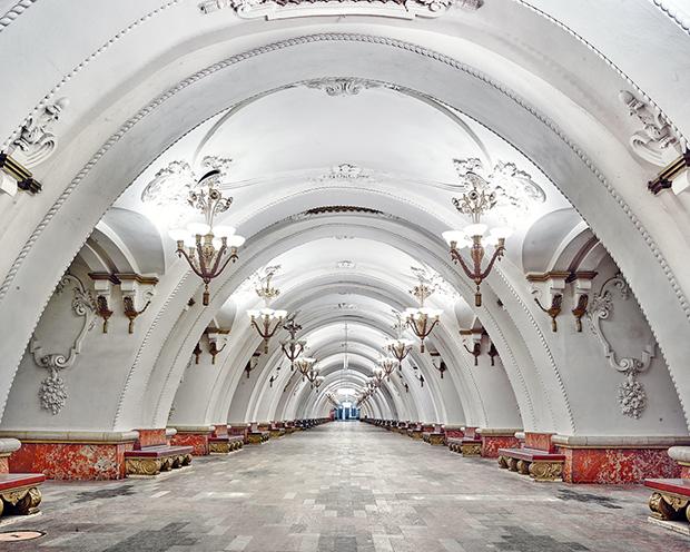 Arbatskaya-Metro-Station,-Moscow,-Russia,-2015-HR