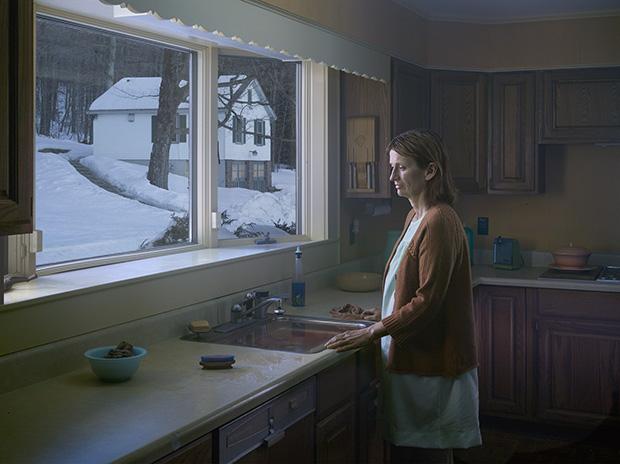 CREWD 2014.Woman at Sink