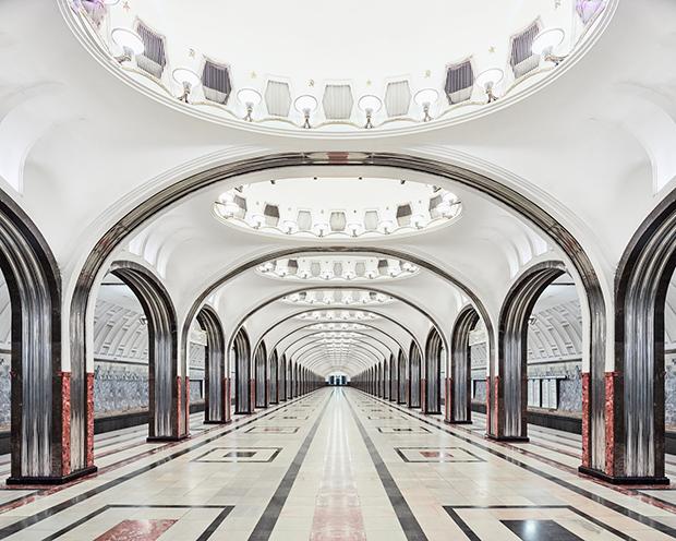 Mayakovskaya-Station,-Moscow,-Russia,-2014-HR