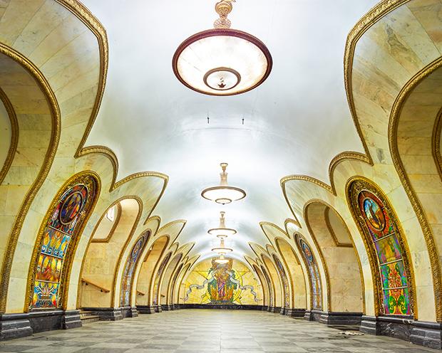 Novoslobodskaya-Metro-Station,-Moscow,-Russia,-2015-HR
