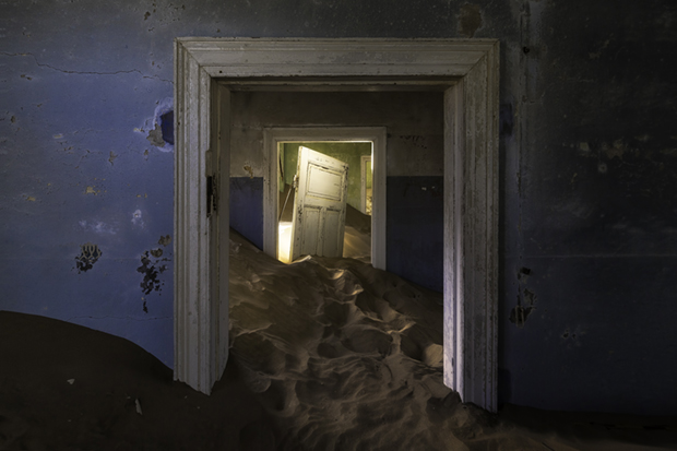 Buried Doorways