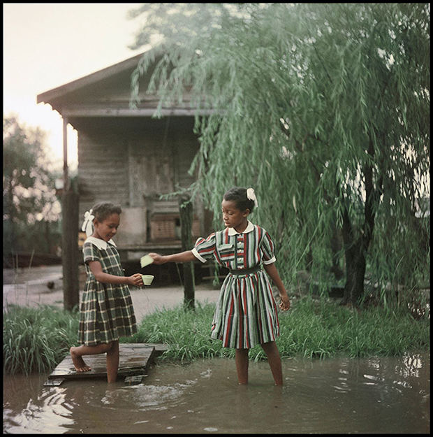 untitled, alabama, 1956, pigment print