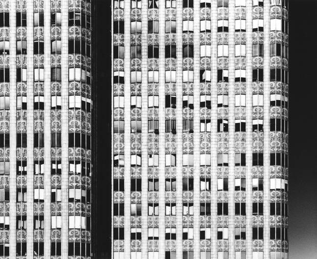 Apartment Building, San Francisco, California, 1987 by William W. Fuller