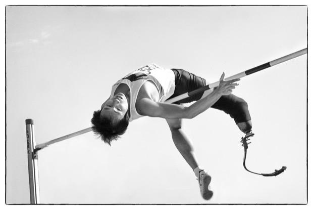 open europese atletiek kampioenschappen met handicap