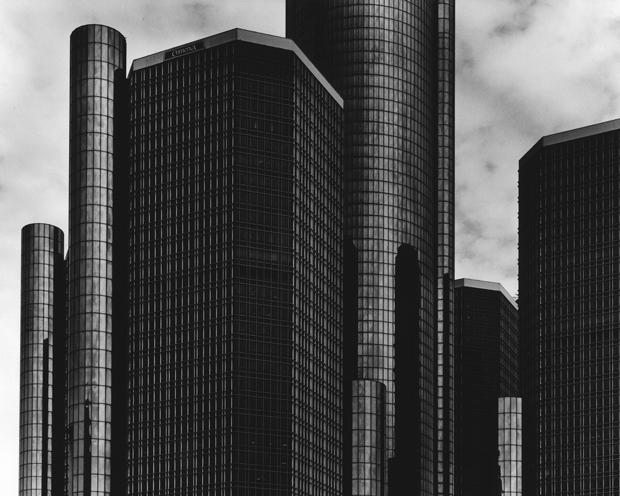 Renaissance Center, Detroit, Michigan, 1996 by William W. Fuller