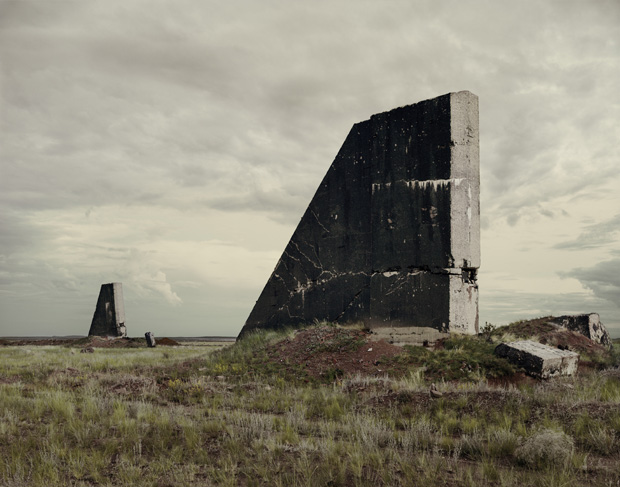 The Polygon Nuclear Test Site I (After The Event), Kazakhstan 2011 (1)