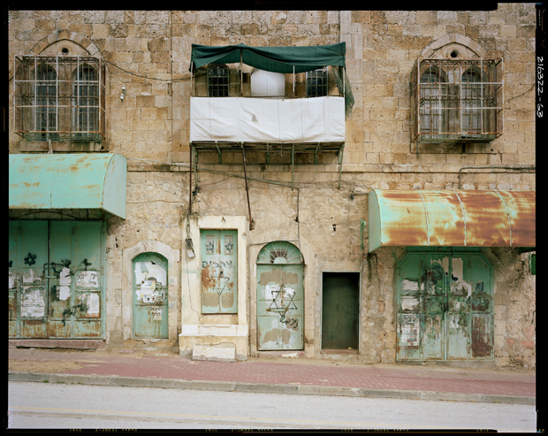 Stephen Shore's Landscapes of Israel and the West Bank