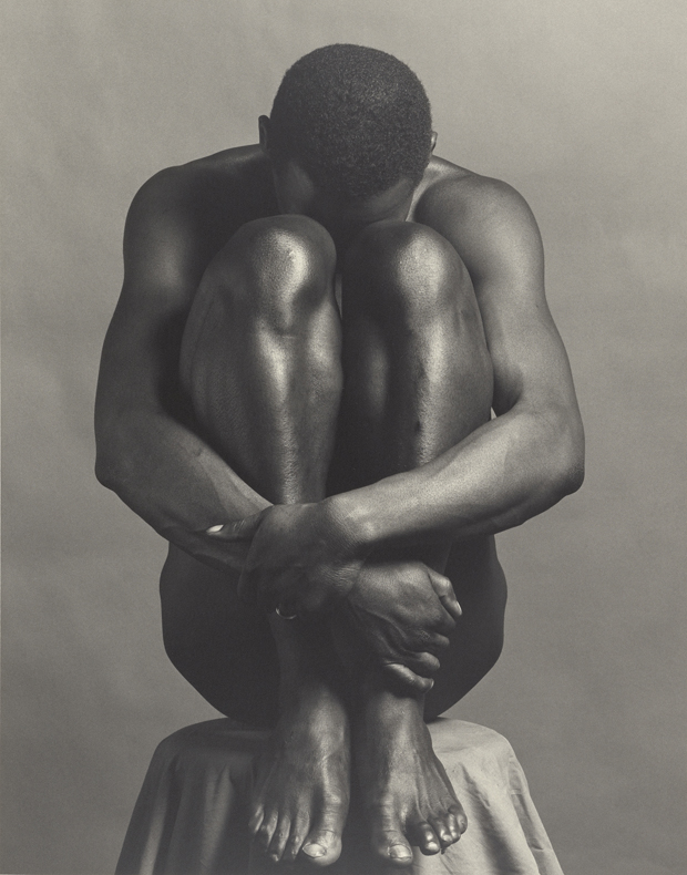 Ajitto; Robert Mapplethorpe (American, 1946 - 1989); New York, New York, United States; 1981; Gelatin silver print; 45.4 x 35.5 cm (17 7/8 x 14 in.); 2011.7.13