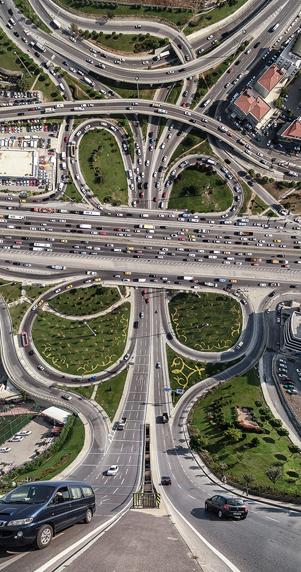 Surrealistic Drone Images of Istanbul Will Make You Feel Dizzy