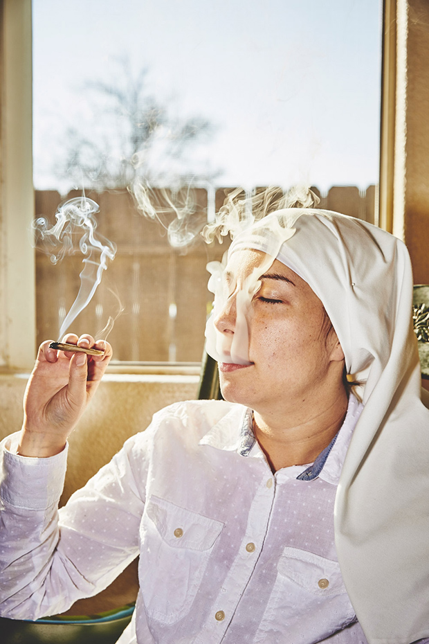 A Day in the Life of Two Feminist, Cannabis-Growing Nuns