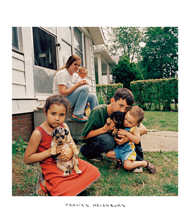 Traviss-Neighbors From the series, Family 1987-2016