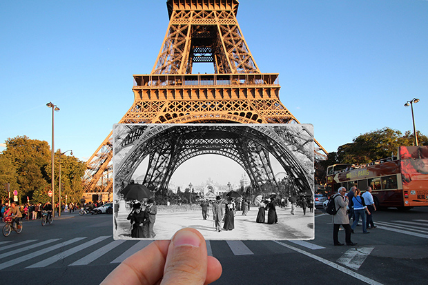 Past and Present Collide in Magical Exploration of Paris