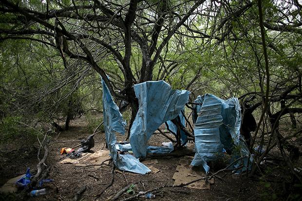 Human Trafficking along the US/Mexico Border