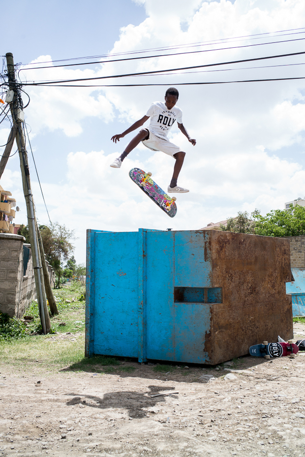 Ethiopia Skate a grassroots skateboarding community on the stree