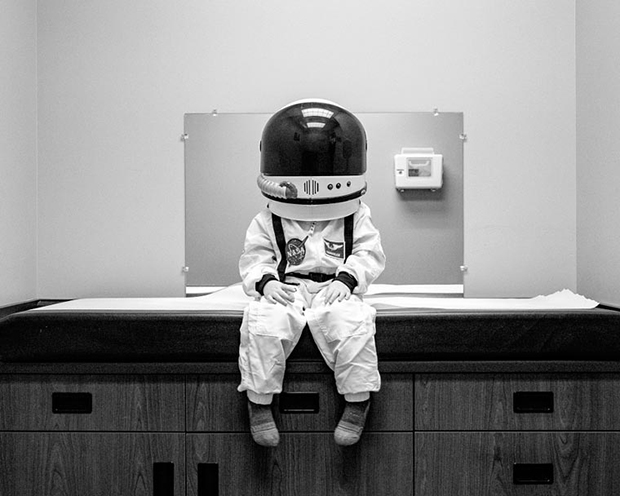 Confessions of a 4-Year-Old Astronaut