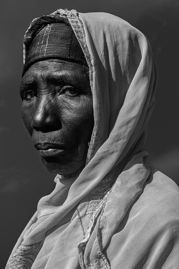 Capturing the Dignity of the Accused Gambaga Witches from Ghana