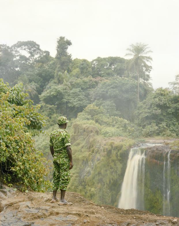 01_National Park Service Police, Kongou Falls