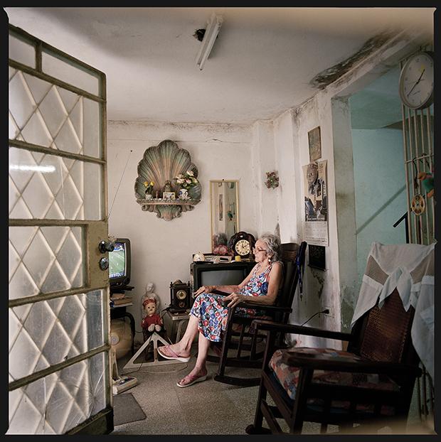 A Rare Glimpse Inside Cuba's Tenement Houses