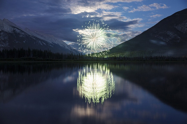 Extraordinary Yet Unconventional Photos of Fireworks ...