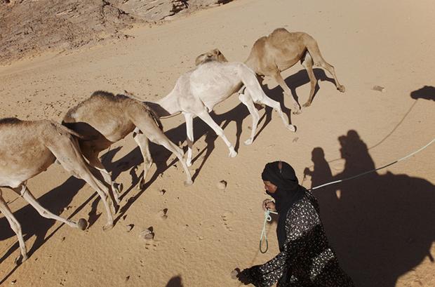 algeria desert djanet