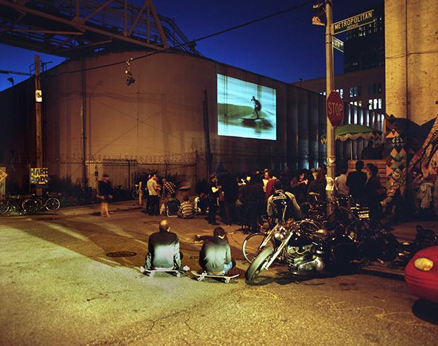 Mollusk Movie Night, 2009