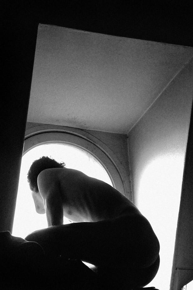 R. à la fenêtre d'A., 2009