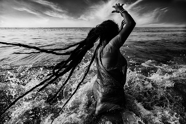 Image result for black woman water ritual